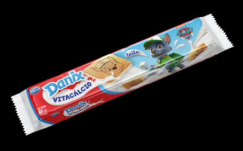Biscoito sabor leite