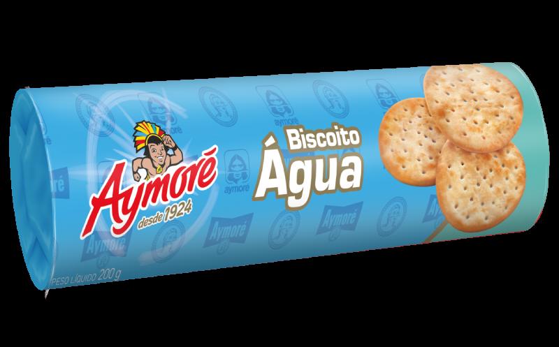 Aymoré biscoito Água 200g
