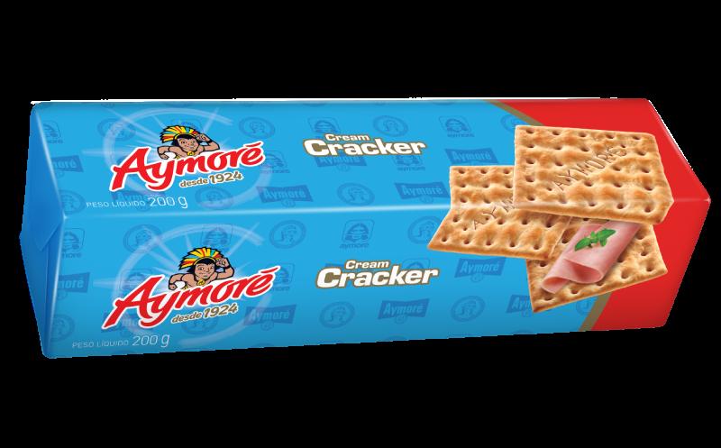 Aymoré Cream Cracker 200g