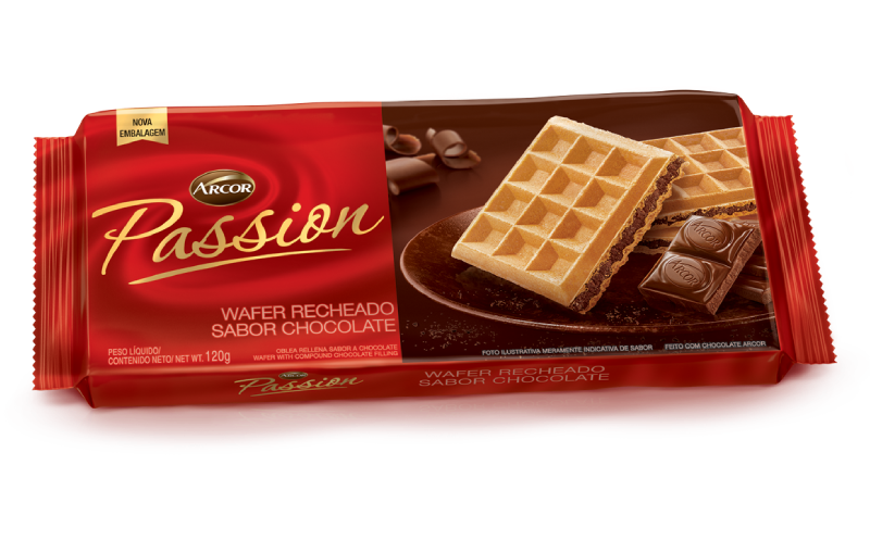 Passion sabor Chocolate 120g