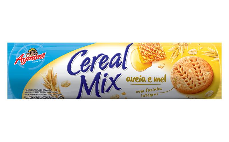 Aymoré Cereal Mix Aveia e Mel