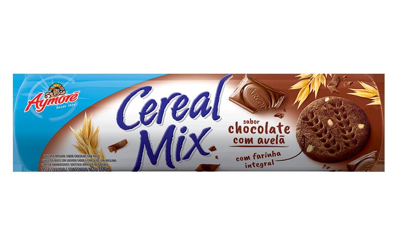 Aymoré Cereal Mix Chocolate e Avelã