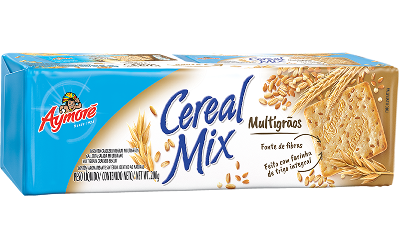 Aymoré Cereal Mix Multigrãos
