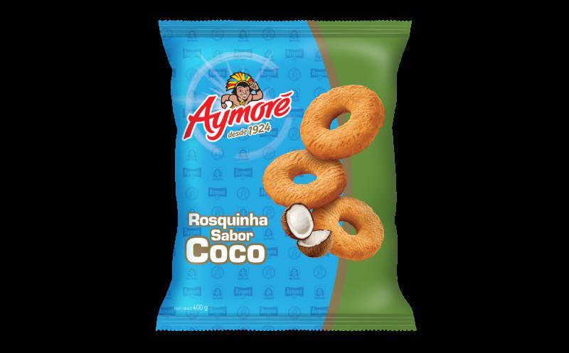 Aymoré rosquinha coco 400g