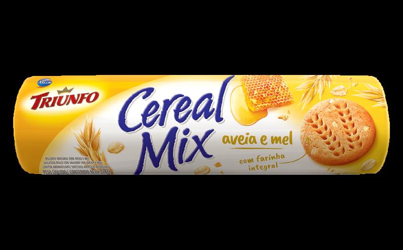 Cereal Mix Aveia e Mel