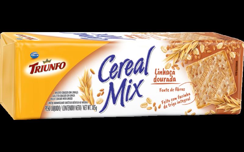 Cereal Mix Linhaça