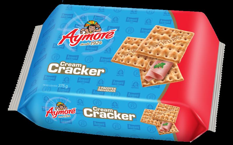 Aymoré Cream Cracker 375g