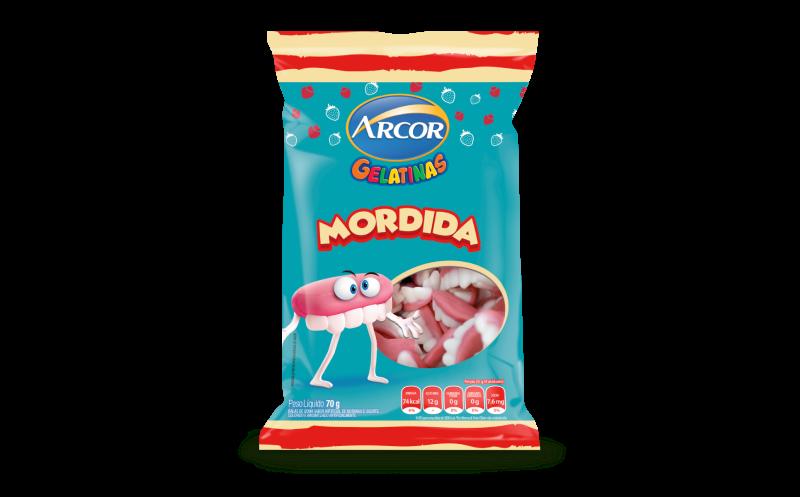 Arcor Gelatina Mordida