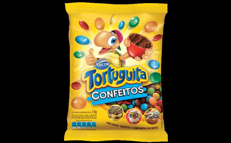 Tortuguita Confeitos 1kg