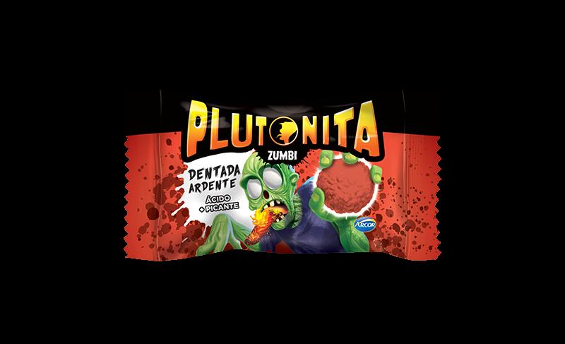 Plutonita Dentada Ardente