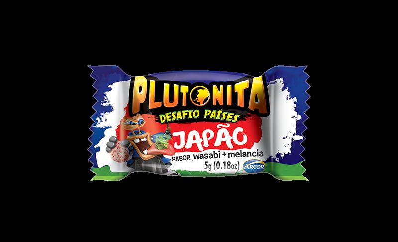 Plutonita Desafio Países Japão