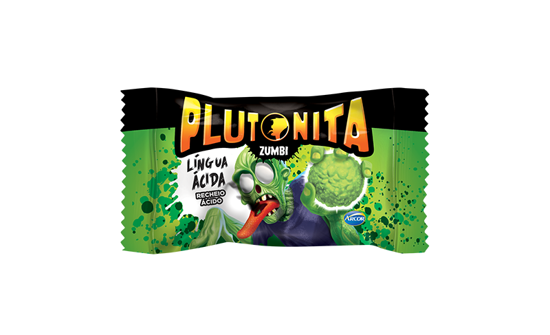 Plutonita Língua ácida