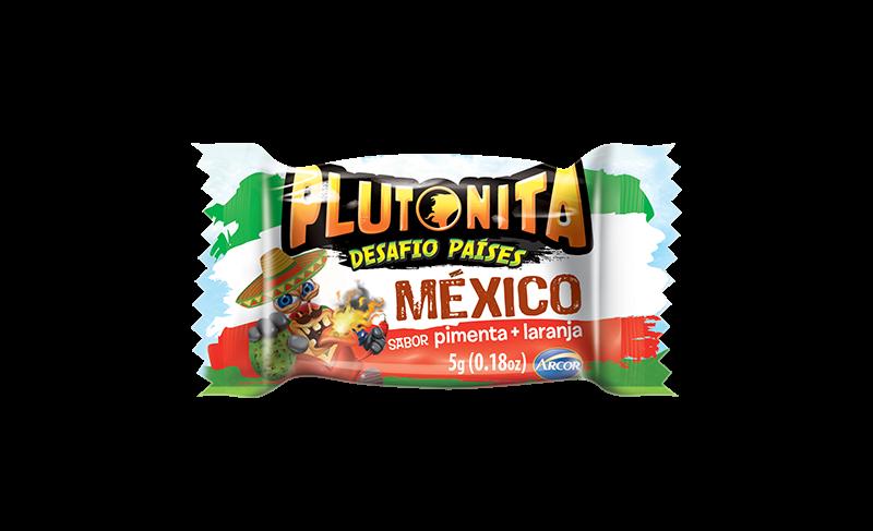 Plutonita Desafio Países México