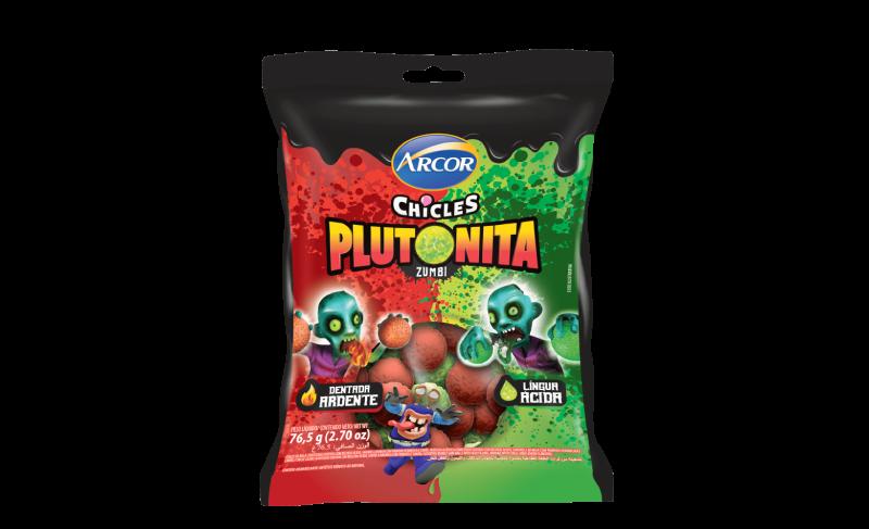 Plutonita Zumbi Mix
