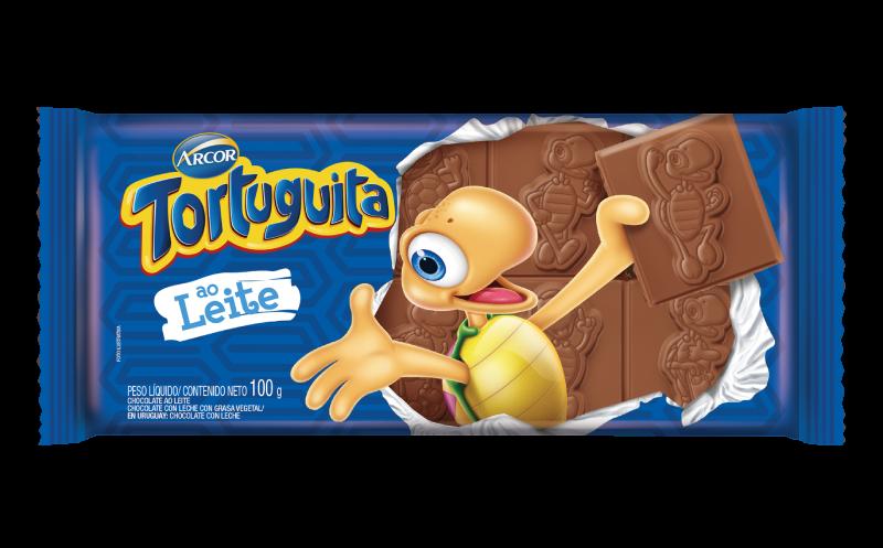 Tortuguita Chocolate ao Leite 100g