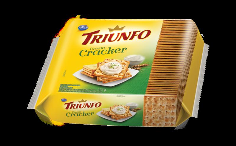 Triunfo Cream Cracker 375g