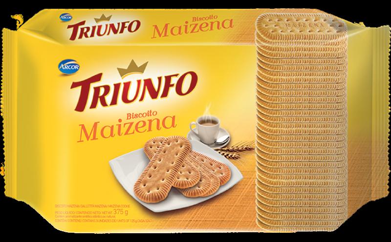 Triunfo Maizena Multipack 375g