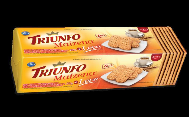 Triunfo Maizena Duo 200g