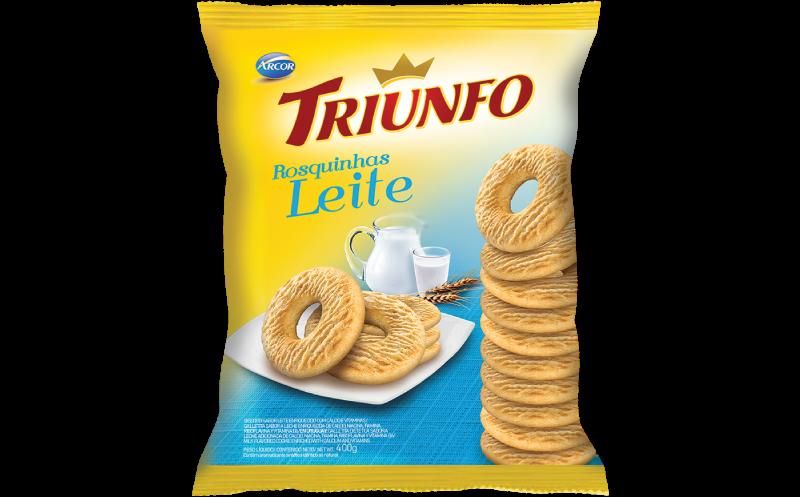 Triunfo rosquinha leite 400g