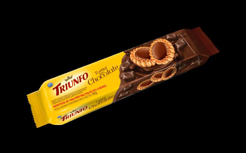 Triunfo Tortini Chocolate