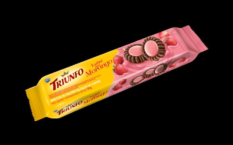 Triunfo Tortini Morango