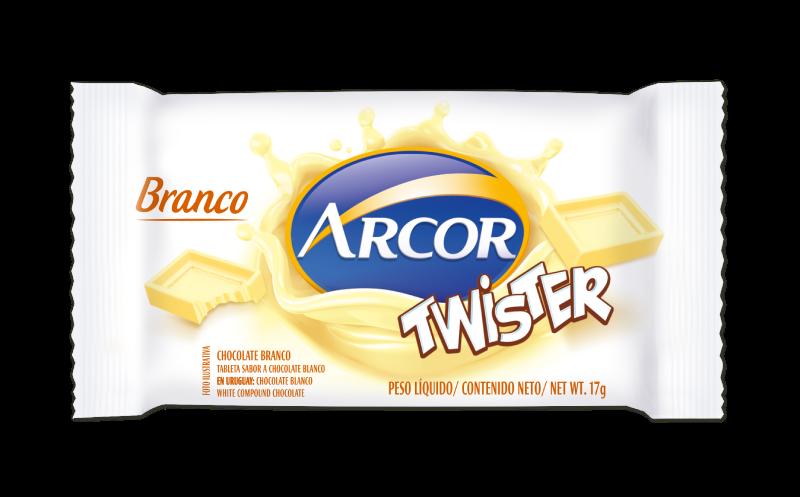 Twister branco 17g