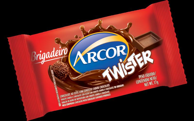 Twister brigadeiro 17g