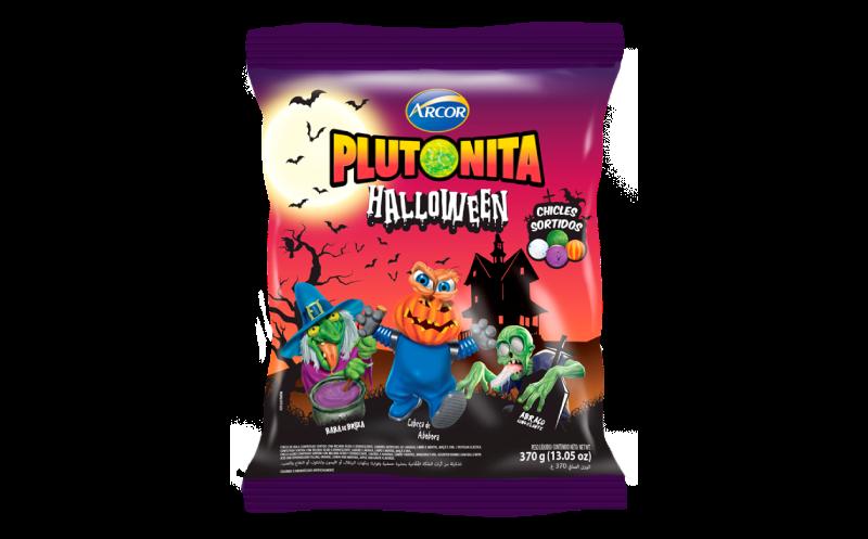 Plutonita Halloween
