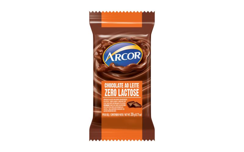 Tablete Arcor Zero Lactose 20g