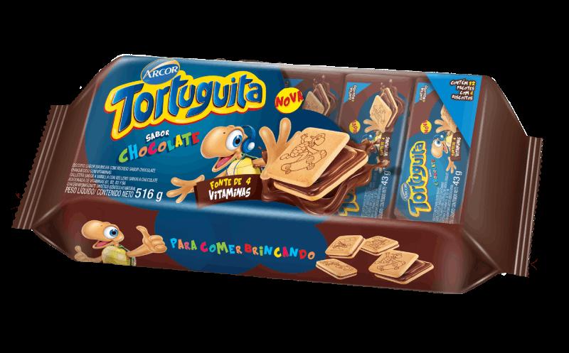 Tortuguita Monodose Chocolate